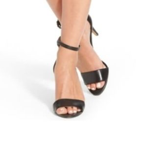 Vince camuto Court ankle strap leather sandal